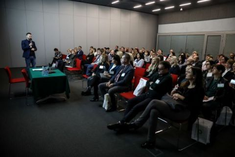 Over 300 people participate in training and workshops sessions