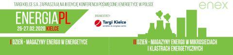 III edycja konferencji ENERGIA PL na targach ENEX