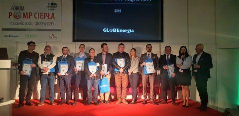 Laureaci konkursów organizowanych na GLOBEnergia Show