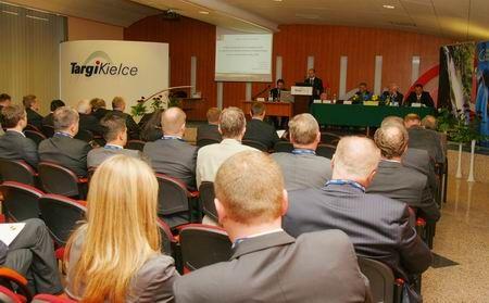 Podczas ostatniej edycji targów EXPO-GAS równeż odbyła się konferencja poświęcona tematyce btanżowej