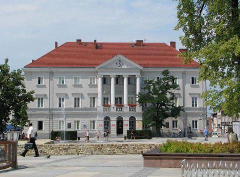 Kielce - Urząd Miasta