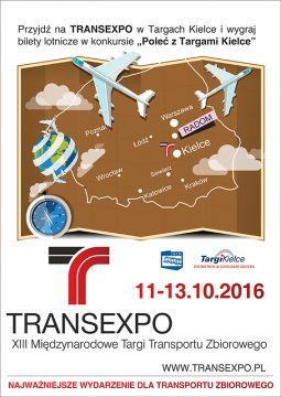 transexpo - poleć z targami kielce