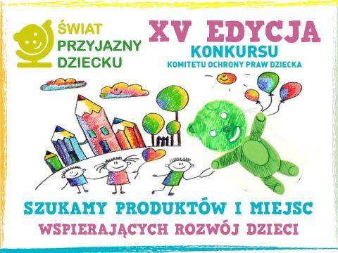 kids time - konkurs świat przyjazny dziecku