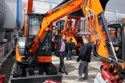 targi maszyn budowlanych i budownictwa drogowego