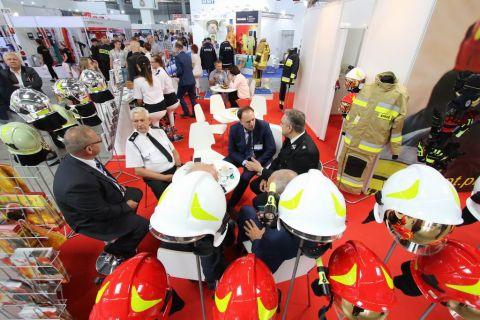 ifre - targi sprzętu strażackiego