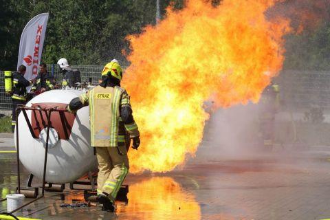 ifre - targi strażackie, sprzęt strażacki, targi dla straży pożarnej