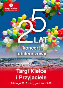 koncert jubileuszowy 25 lat TK