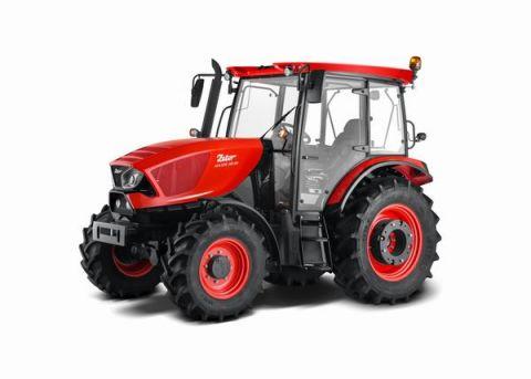 Targi AGROTECH  to najlepsze maszyny i najnowsze premiery - tu  nowy ciągnik ZETOR MAJOR HS 80