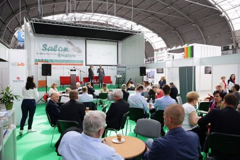 THE 4 AGGREGATE EXHIBITION HELD WITHIN THE SCOPE OF AUTOSTRADA POLSKA EXPO
