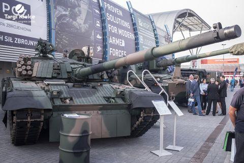 mspo - czołgi i wozy opancerzone na targach przemysłu zbrojeniowego