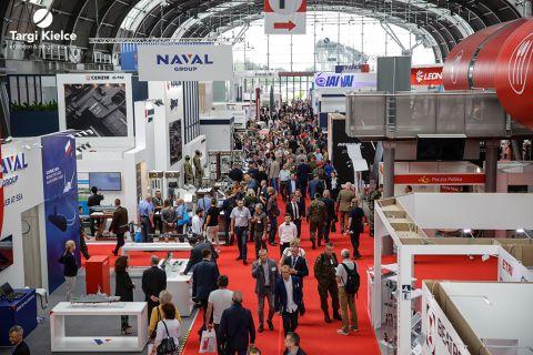 MSPO - targi przemysłu zbrojeniowego w Kielcach