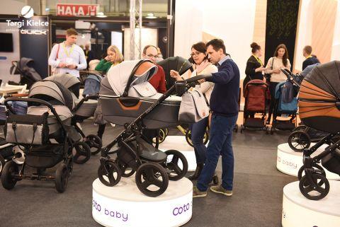 kids time - wózki dziecięce na targach branży dziecięcej i artykułów dla dzieci