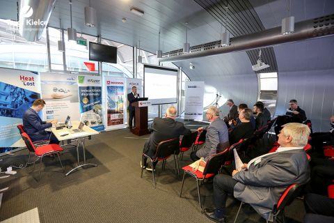 konferencja heat not lost podczas targów izolacji przemysłowej 4insulation