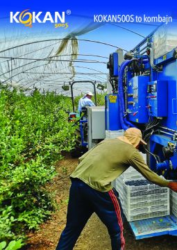 Innowacyjna technologia na targach AGROTECH