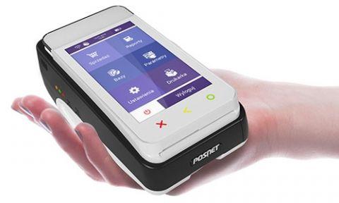 Mobilny Terminal Płatniczy dla leśniczego POSPAY na targach LAS-EXPO