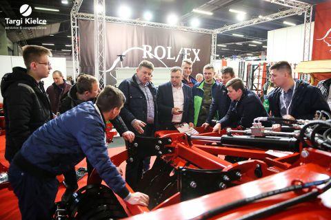 agrotech 2019 - maszyny rolnicze