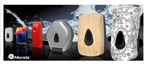 Merida Unique Line, czyli nowe oblicze technologii sanitarnej na targach DOM