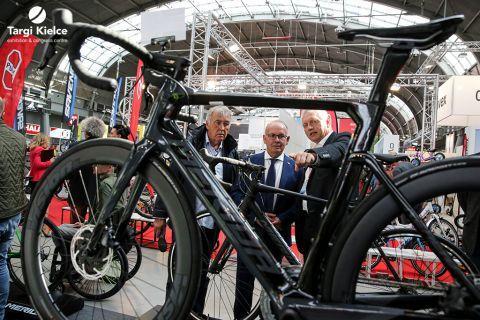 rowery na targach BIKE-EXPO