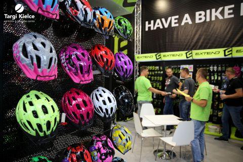kieleckie targi rowerowe BIKE-EXPO