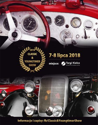 classic & youngtimer show - plakat